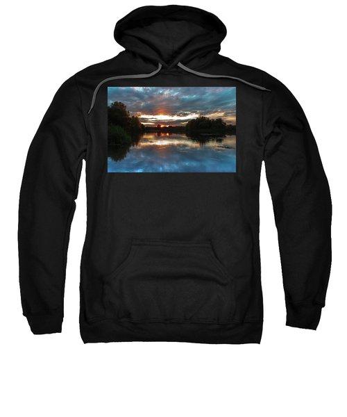 Dusk Aquarelle Sweatshirt
