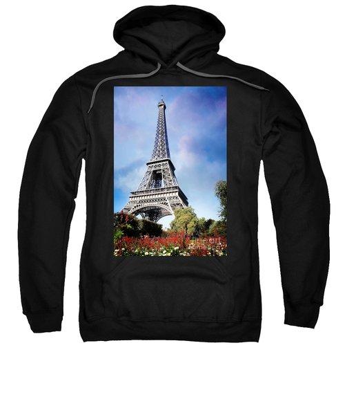 Eiffel Garden Sweatshirt