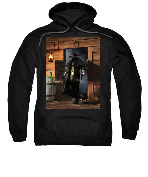 Enter The Outlaw Sweatshirt
