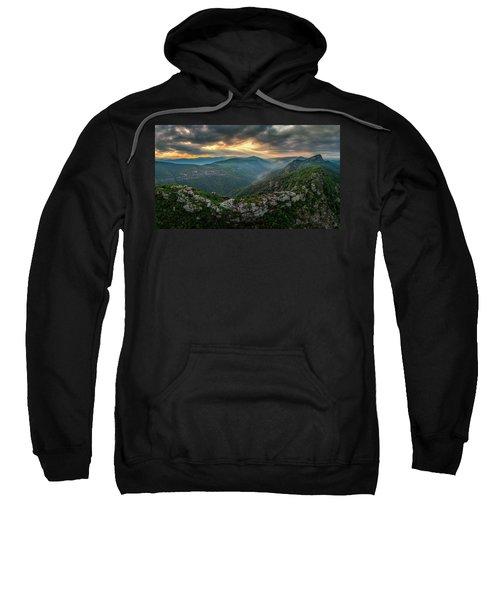 Epic Linville The Chimneys Sweatshirt
