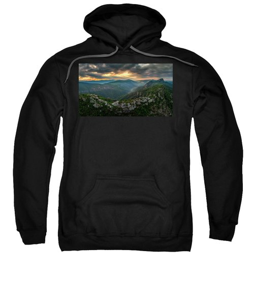 Epic Linville The Chimneys Sweatshirt
