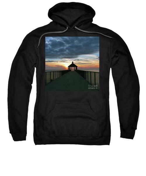 Evening Peace Sweatshirt