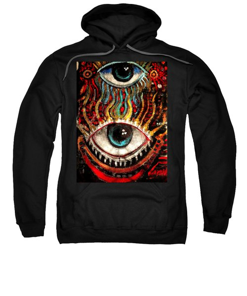 Eyes On You Sweatshirt