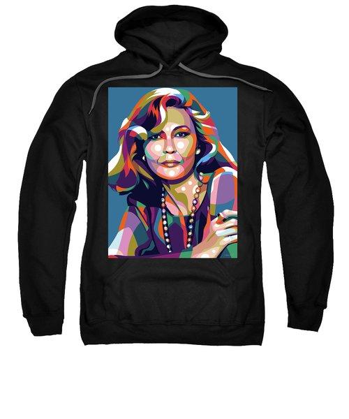 Faye Dunaway Sweatshirt