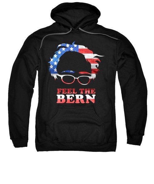 Feel The Bern Patriotic Sweatshirt