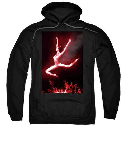 Fire Dancer Sweatshirt