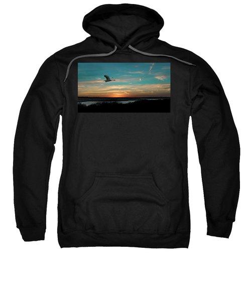 Flight To The Lake Sweatshirt
