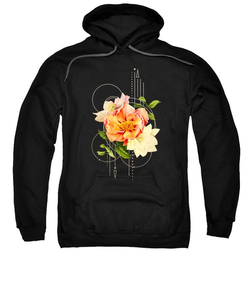 Floral Abstraction Sweatshirt