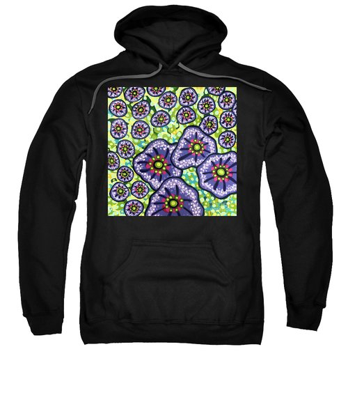 Floral Whimsy 4 Sweatshirt