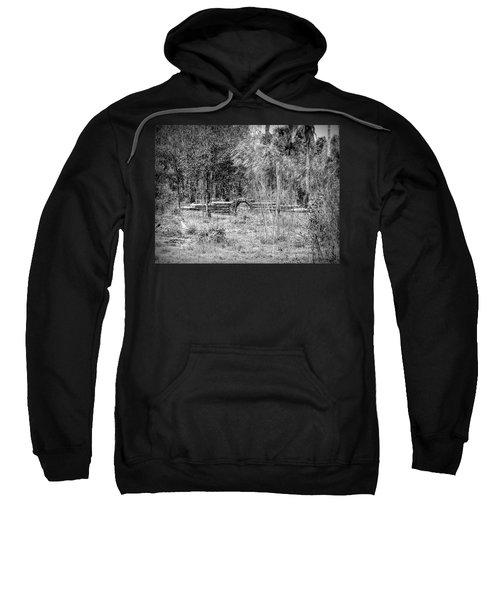 Footbridge To Nowhere Sweatshirt