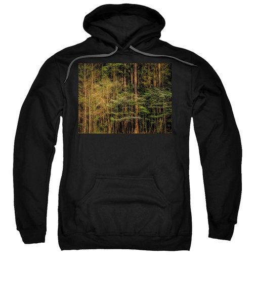 Forest Dogwood Sweatshirt
