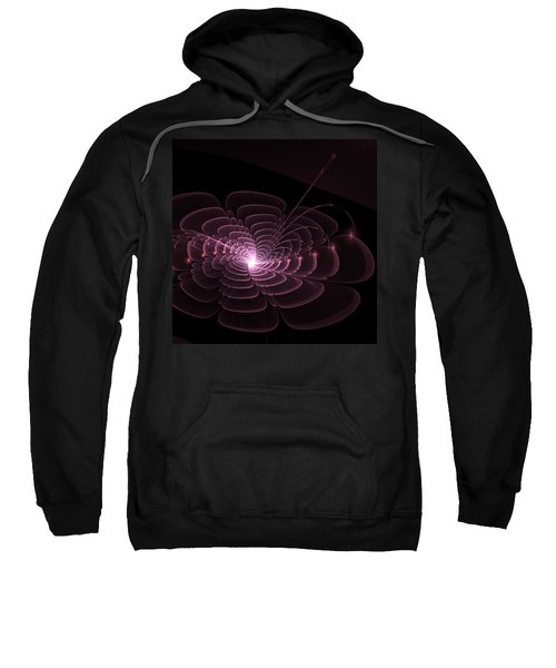 Fractal Rose Sweatshirt