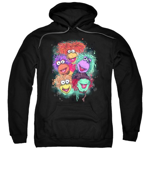 Fraggle Rock Sweatshirt
