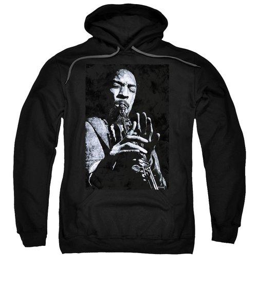 Freedom In Sax Sweatshirt