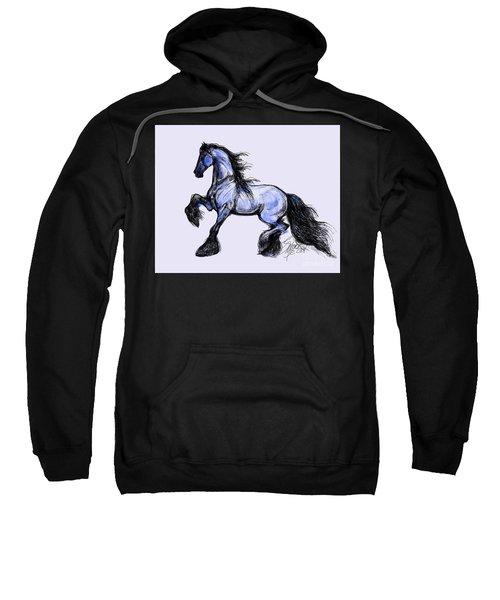 Friesian Mare Sweatshirt
