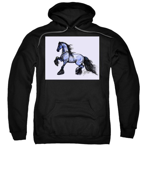 Friesian Mare Sweatshirt
