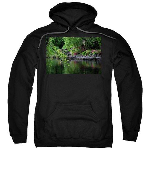 Garden Reflections Sweatshirt