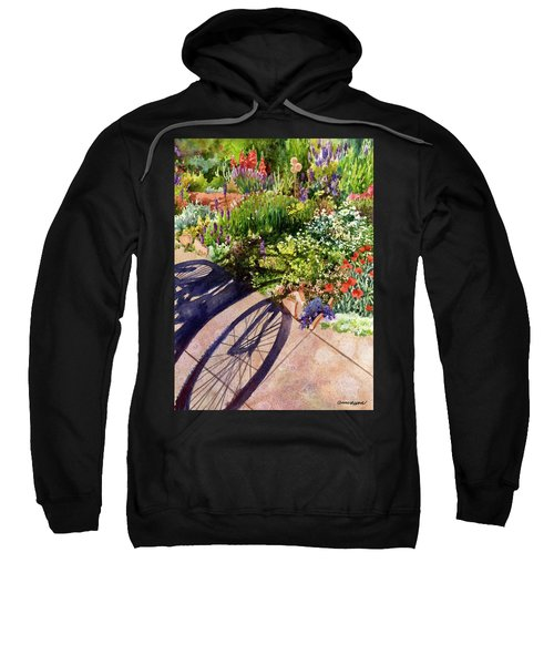 Garden Shadows II Sweatshirt
