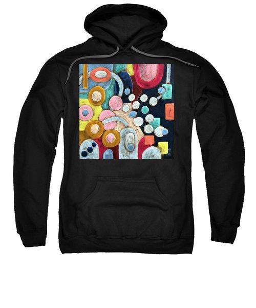Geometric Abstract 3 Sweatshirt