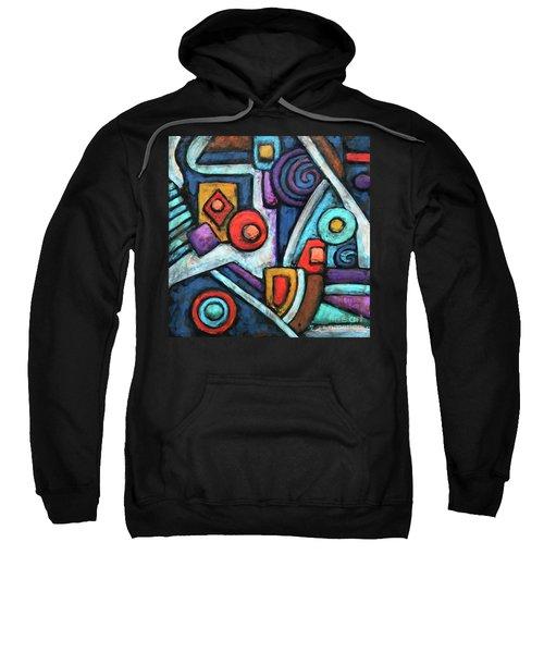 Geometric Abstract 4 Sweatshirt