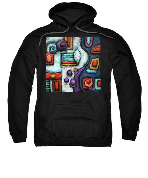 Geometric Abstract 5 Sweatshirt