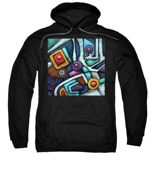 Geometric Abstract 6 Sweatshirt