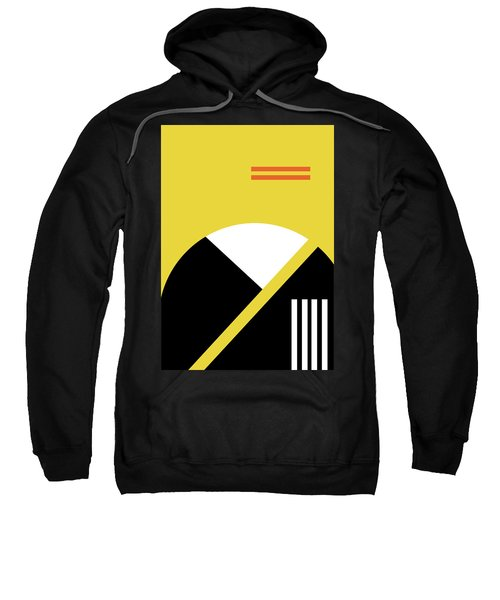 Geometric Painting 5 Sweatshirt