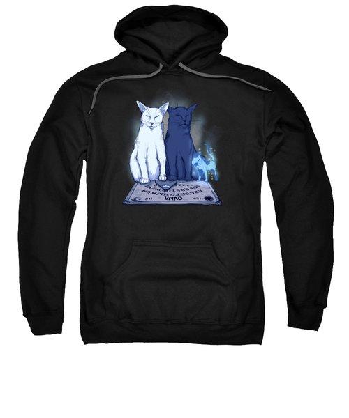 Ghost Kitten Sweatshirt