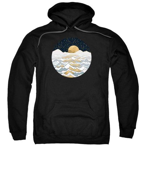 Golden Ocean Sweatshirt