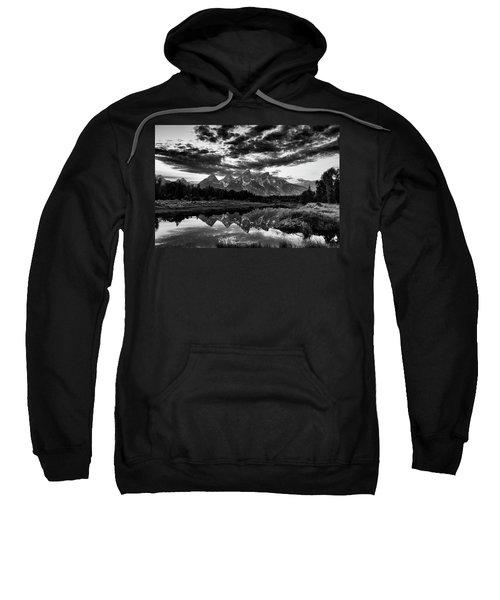 Grand Tetons, Wyoming Sweatshirt