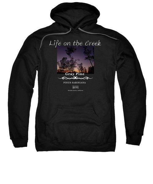 Gray Pine Sweatshirt