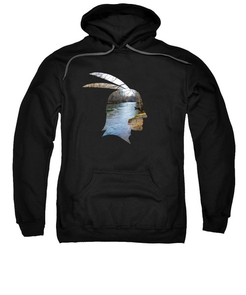 Great Spirit Of The Water Sweatshirt