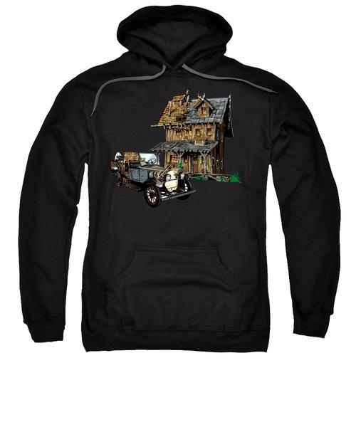 Haunted House America Sweatshirt