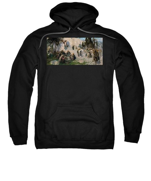 He That Is Without Sin, 1908 Sweatshirt