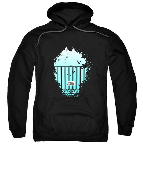 Heaven's Door Sweatshirt