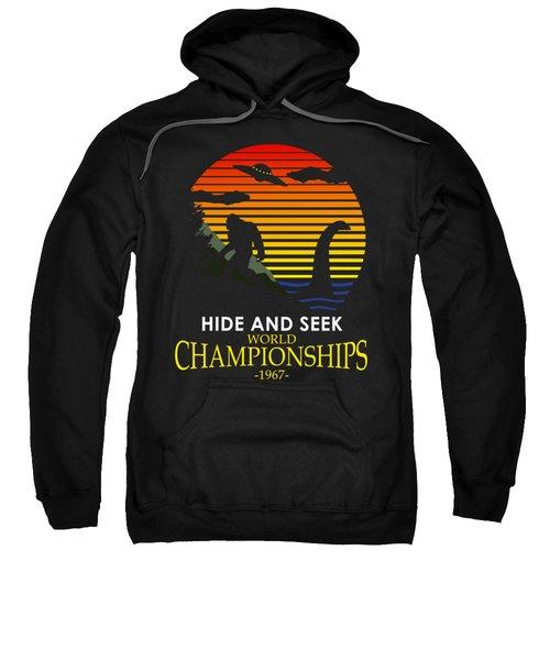 Hide And Seek World Championshios 1967 Sweatshirt