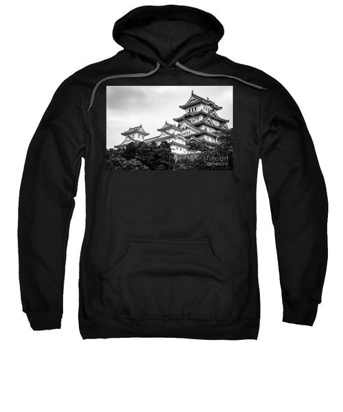 Himeji Castle, Japan Sweatshirt