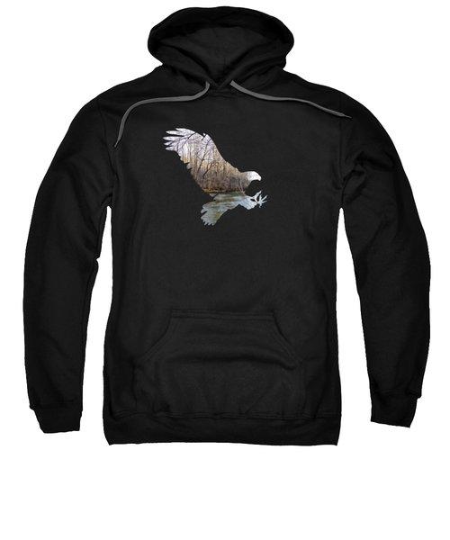 Hunting Eagle Sweatshirt