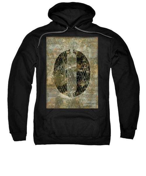 Industrial Letter O Sweatshirt