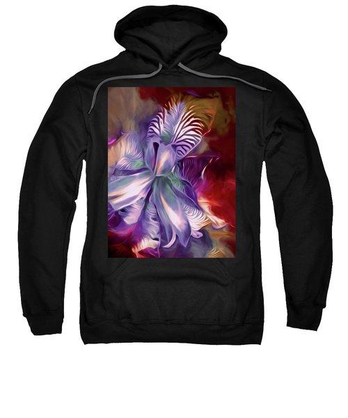 Iris Splendor 12 Sweatshirt