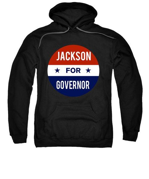 Jackson For Governor 2018 Sweatshirt