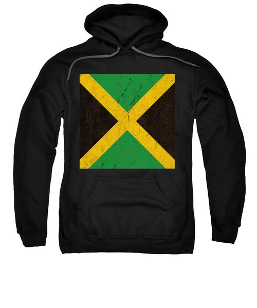 Jamaica Flag Sweatshirt