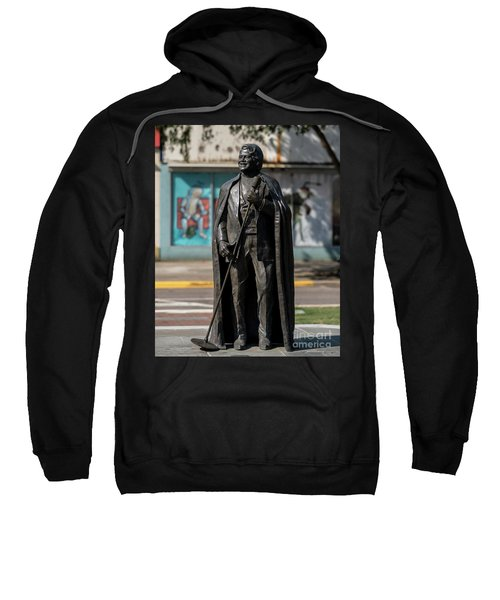 James Brown Statue - Augusta Ga 2 Sweatshirt