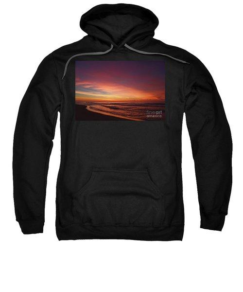 Jersey Shore Sunrise Sweatshirt