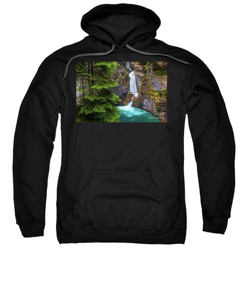 Johnston Canyon Lower Falls Sweatshirt