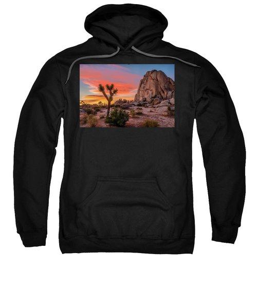 Joshua Tree Sunset Sweatshirt