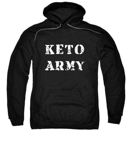 Keto Army Sweatshirt