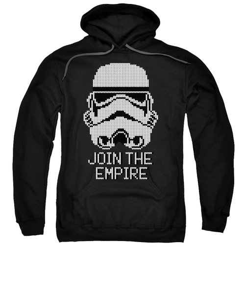 Knitted Storm Trooper - Join The Empire Sweatshirt