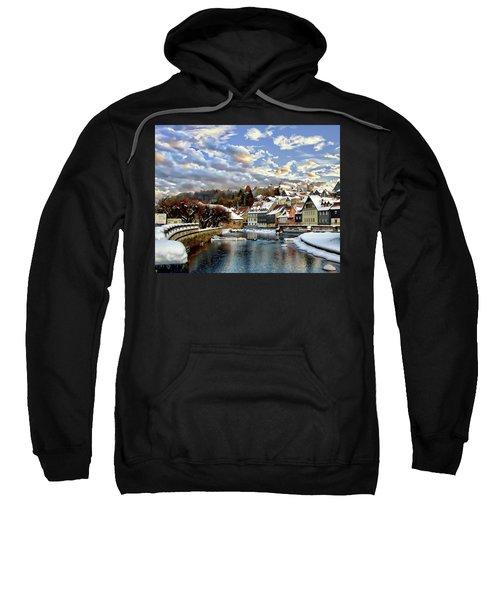 Kronach Winter Scene Sweatshirt