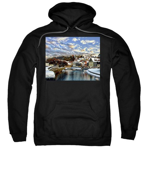 Kronach Winter Scene Sweatshirt